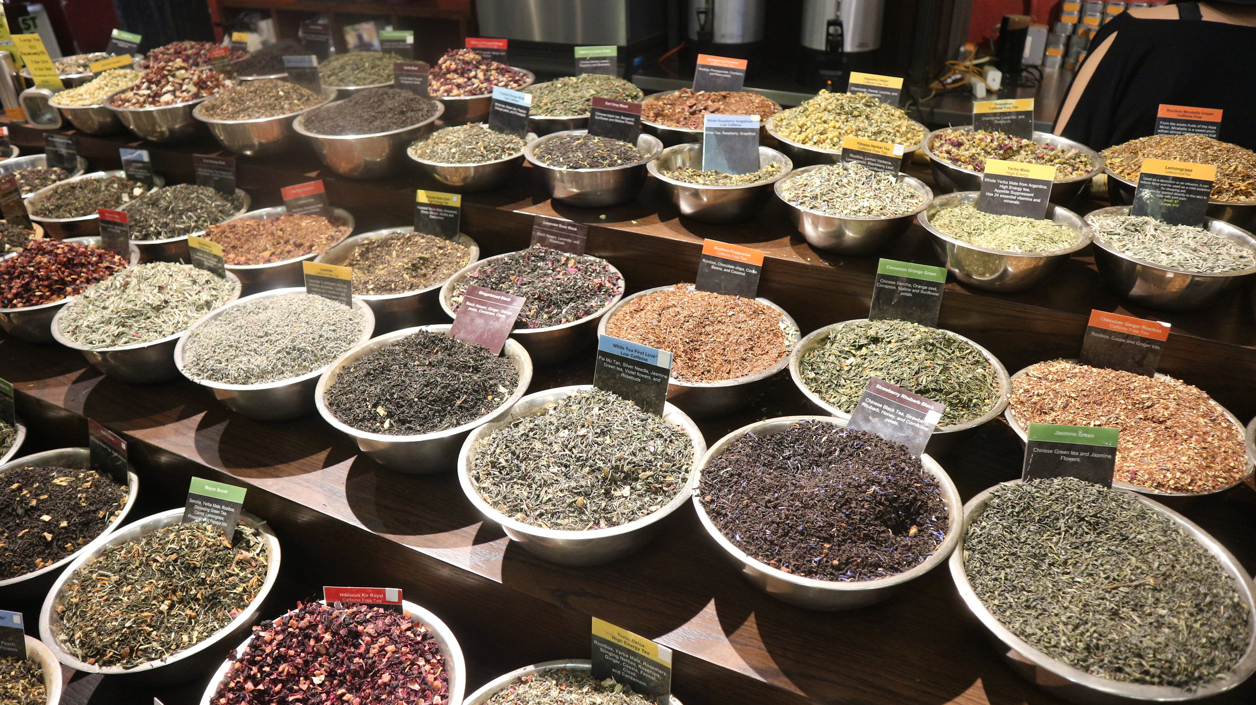 Spice & Teas at Chelsea Market