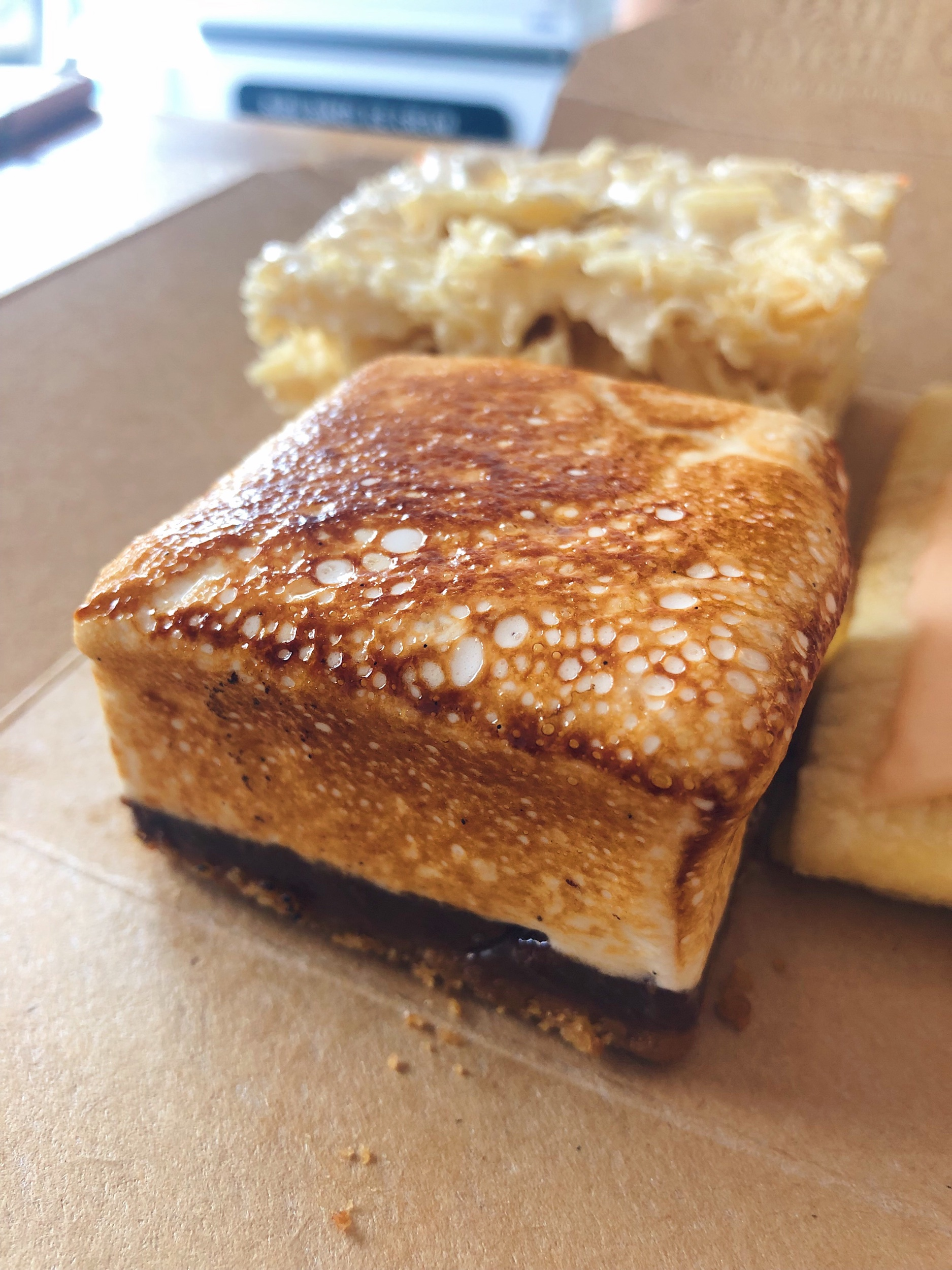 Smores Square from Bake Shoppe