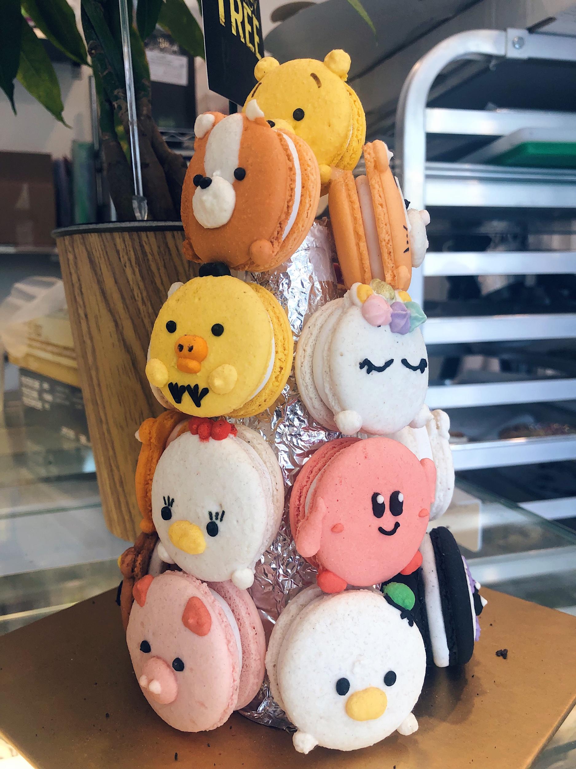 Macarons from Daango Cake Lab