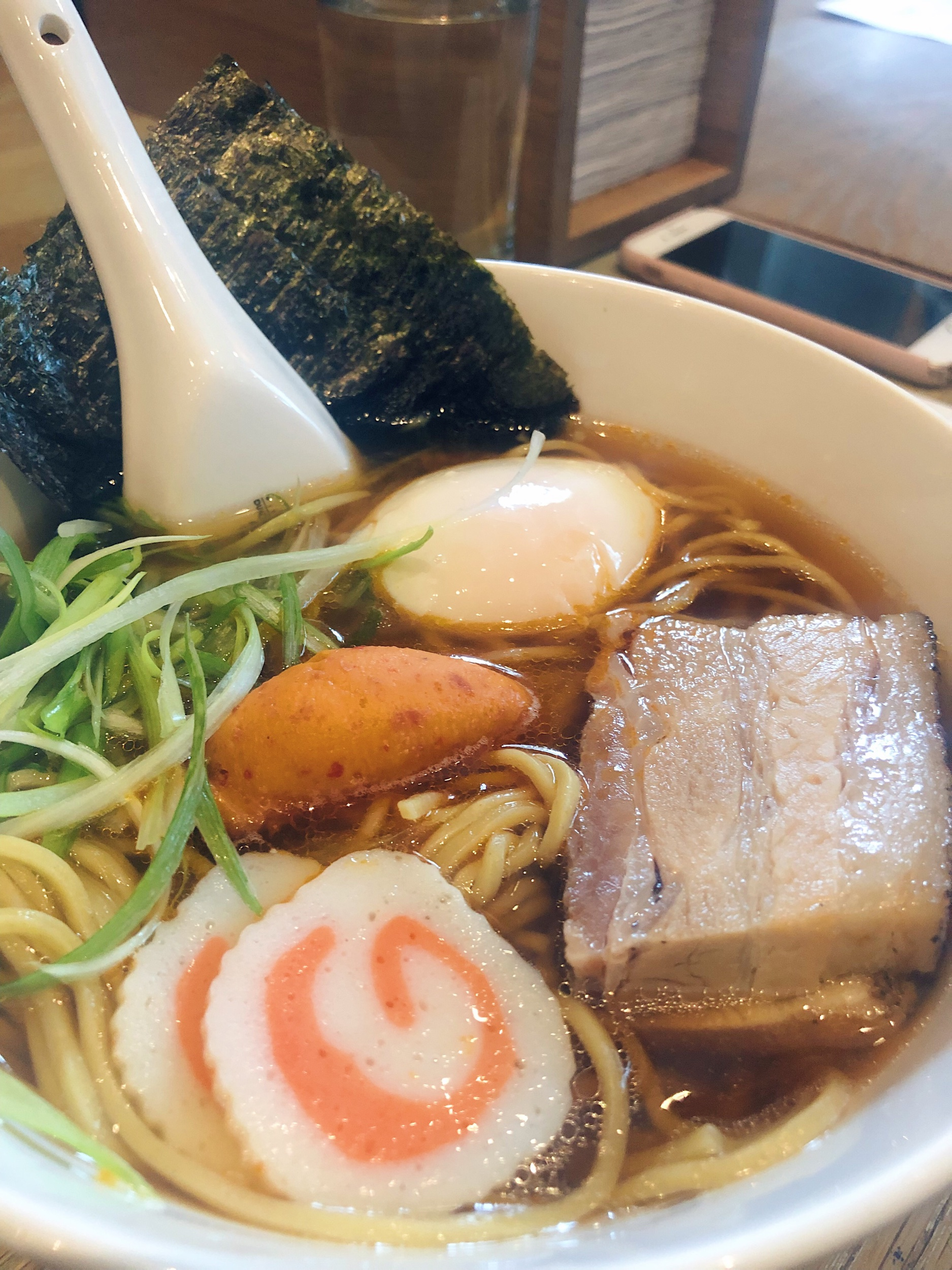 Pork Ramen from Momofuku