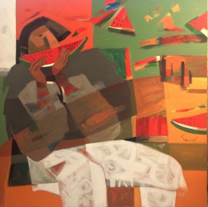 13.172-Watermelon-Acrylic-on-canvas-100x100-sold-710x707.jpg