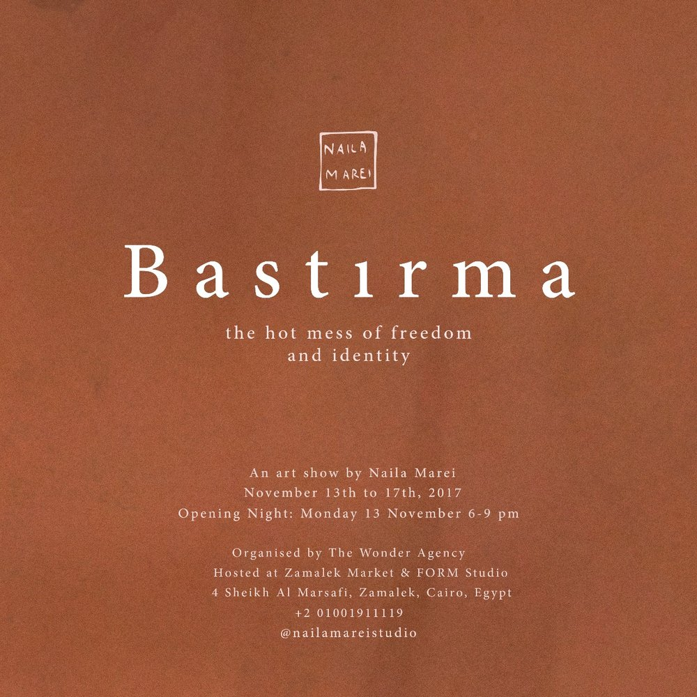 Fun fact: Other than the eminent cured beef, Bastirma also means suppression in Turkish