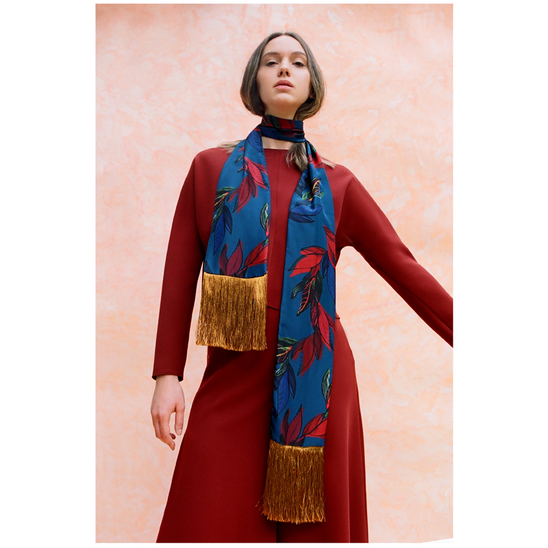 long tassel scarf eleni malami