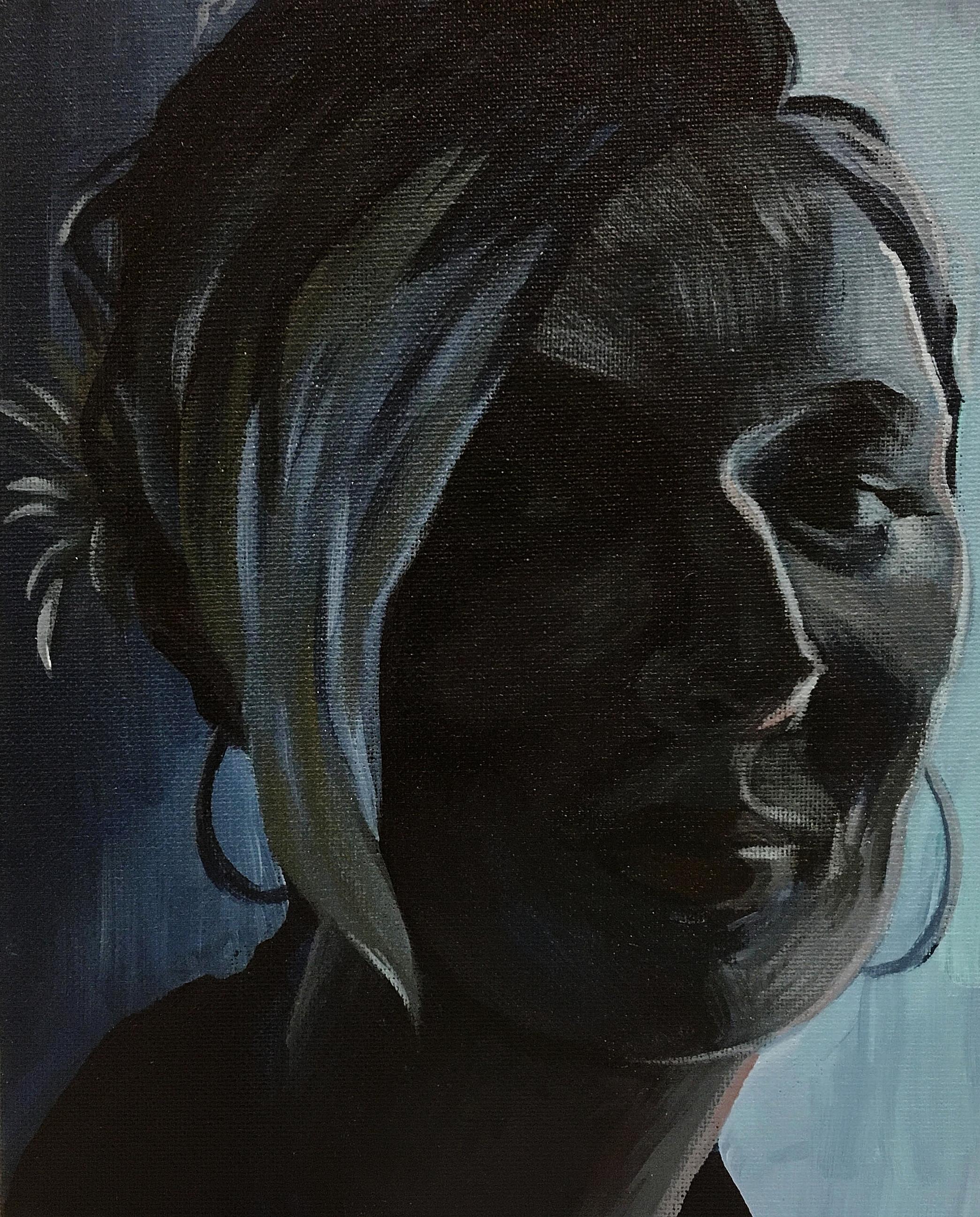 """Kelsey,"" Izzy Peterson, 2017"