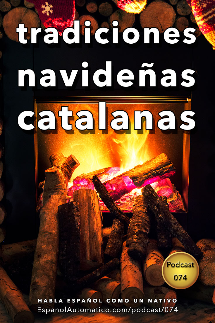 Navidad en España: curiosas tradiciones catalanas [Podcast 074] Learn Spanish in fun and easy way with our award-winning podcast: http://espanolautomatico.com/podcast/074 REPIN for later