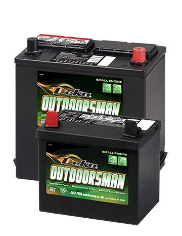 Deka Batteries - Coulters D & C Small Engine carries Deka batteries for Auto, Truck, Farm, Marine, Personal Watercraft, ATVs, 4-Wheelers, and Lawn & Garden. Our Deka batteries are offered with warranties of up to 30 months.