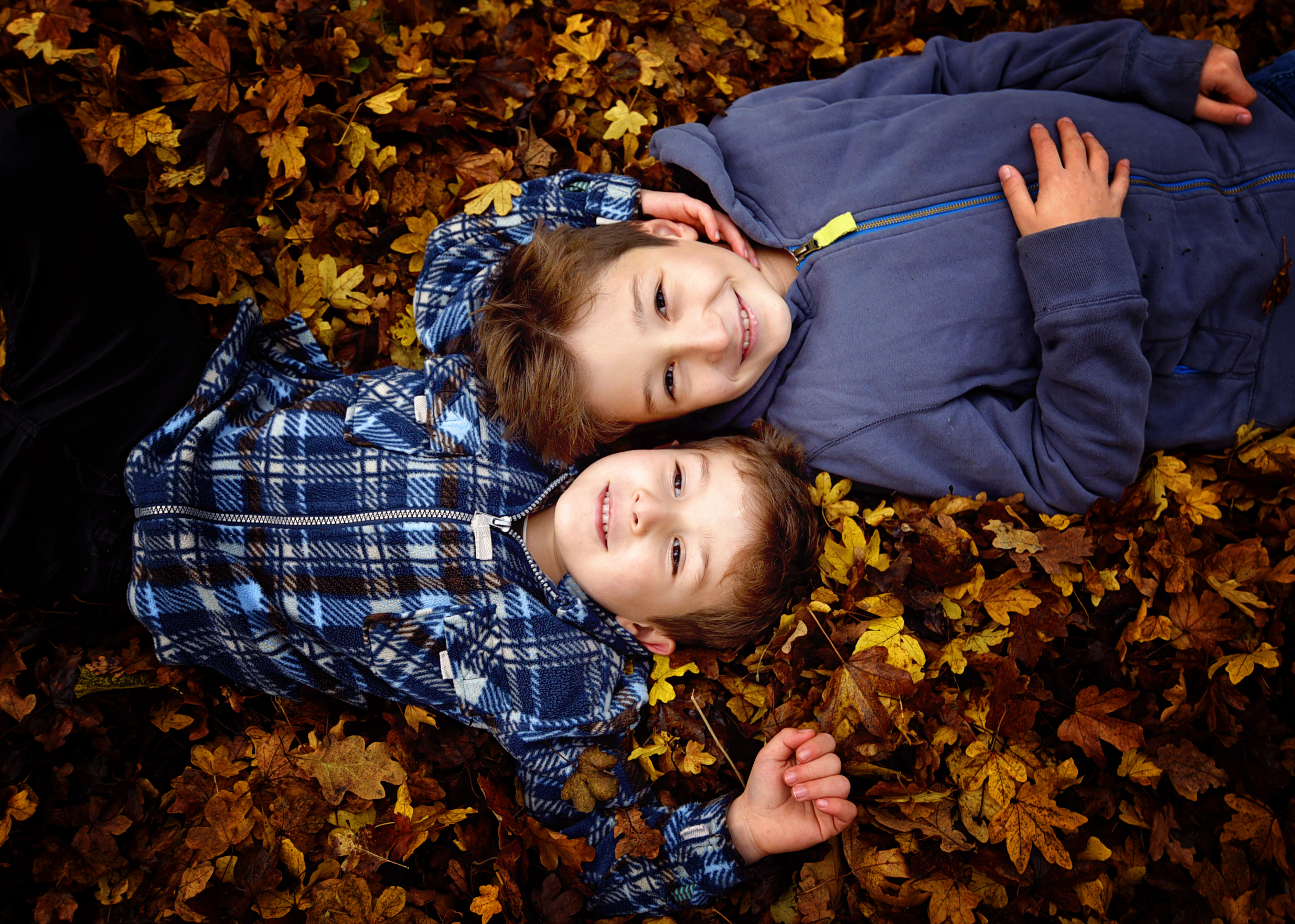 Autumn Family Photo Shoot Basingstoke Hampshire
