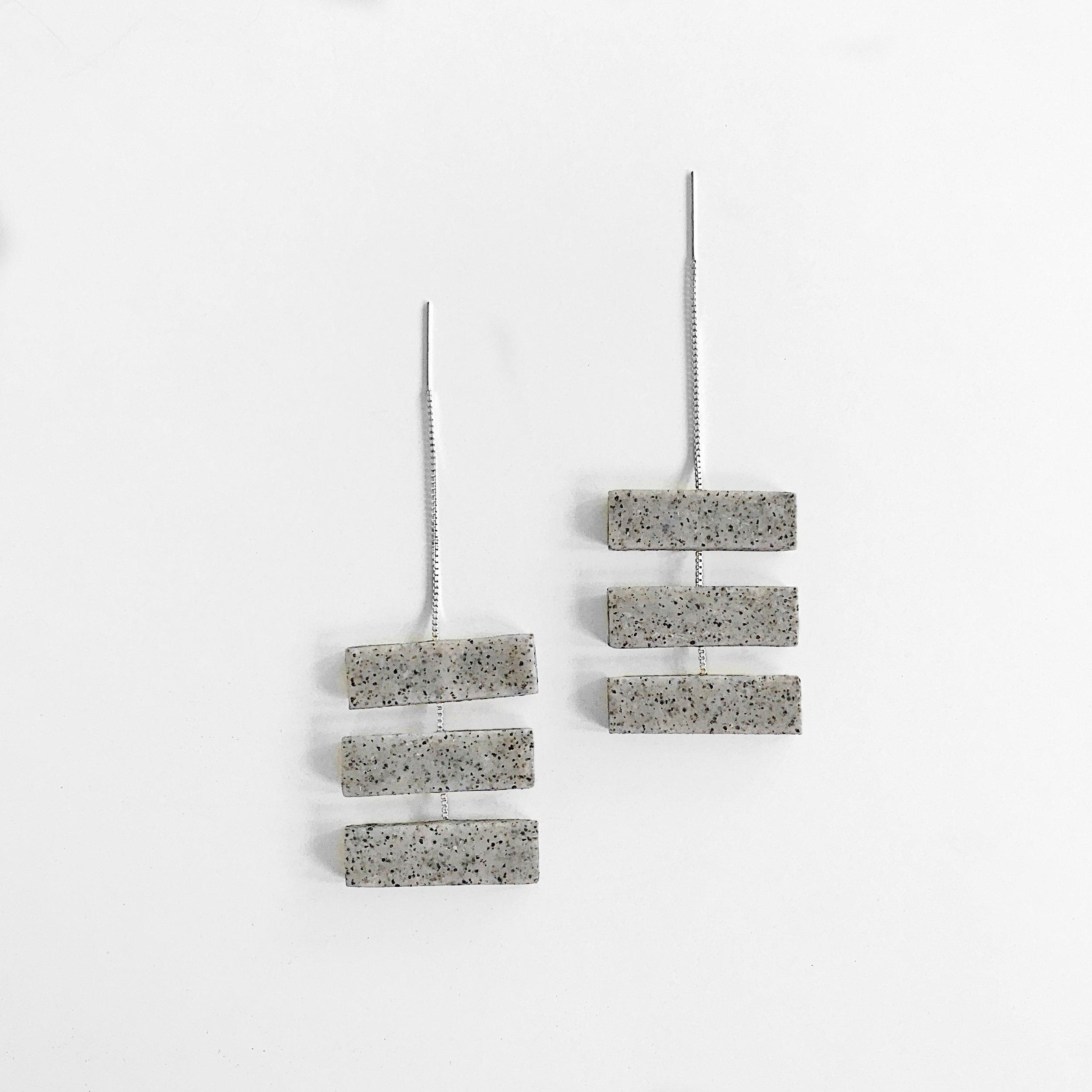 MISSANDEI  earrings $35