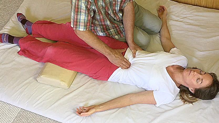 Traditional Hara Treatment