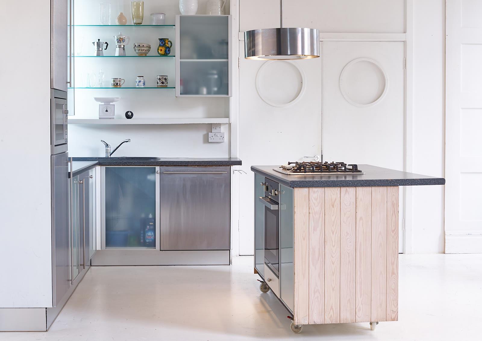 studio one kitchen