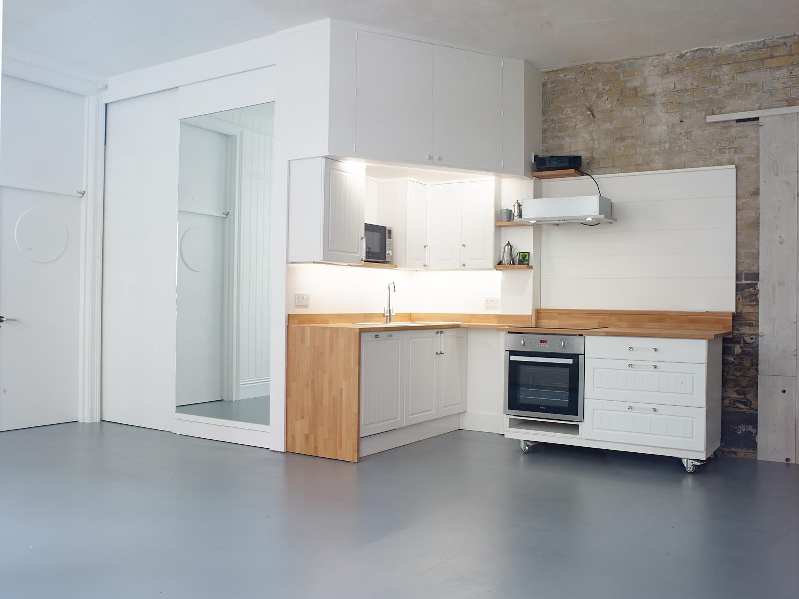 studio two kitchen