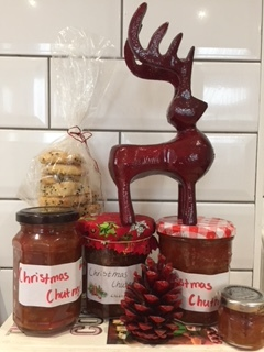 Home-made Christmas Chutney
