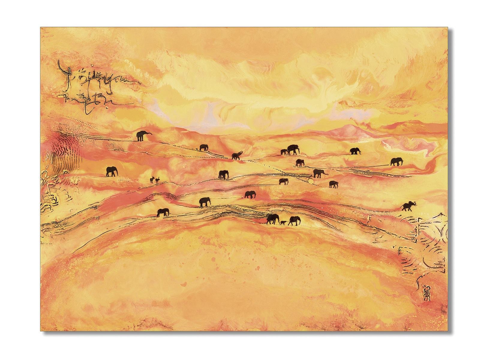 Elephant Migration