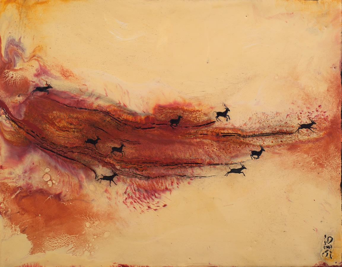 Migratory Flight