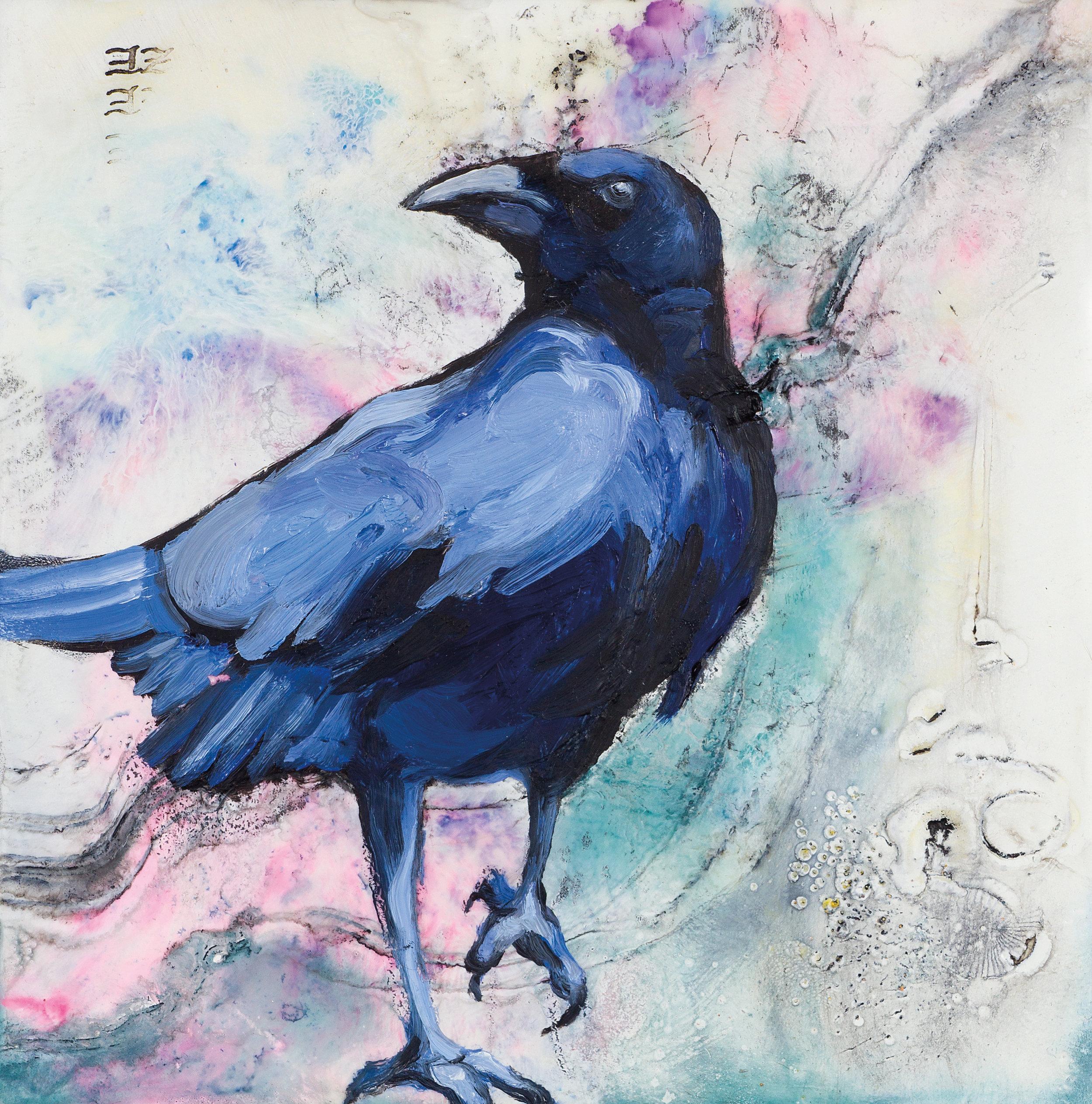 My Blue Crow