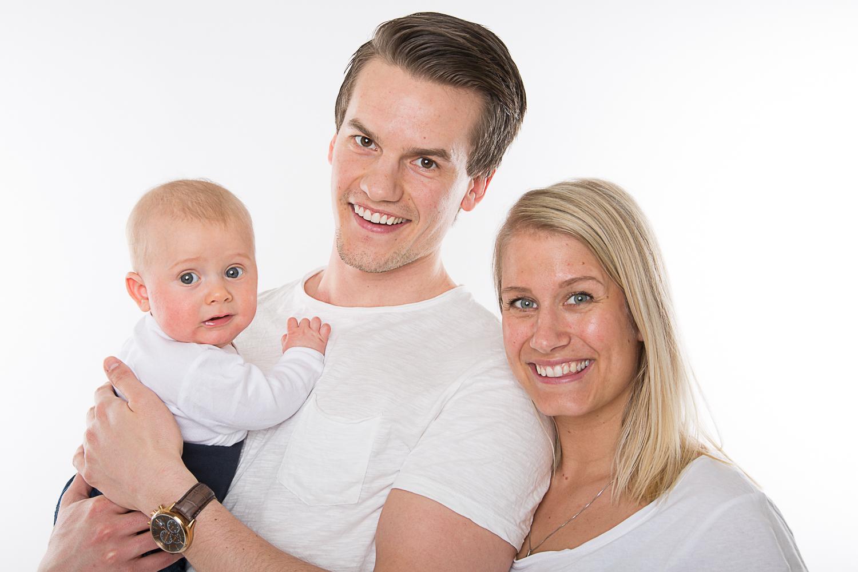 Familiefotografering Olivias Fotostudio
