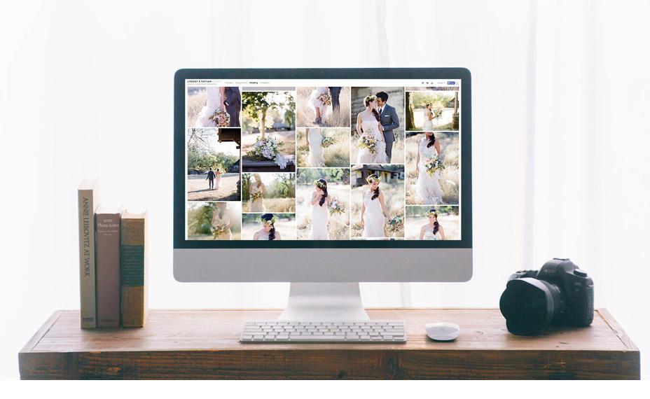 Levering av bildefiler digitalt via profesjonelt system