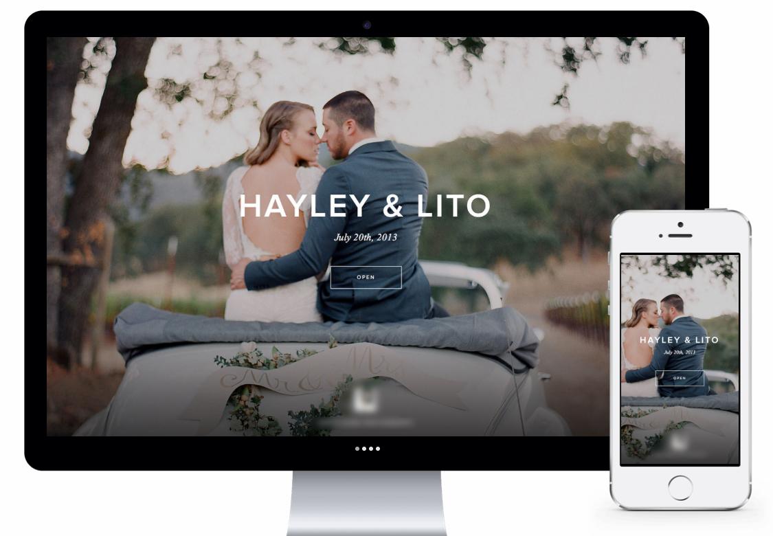 Leveranse av bilder digitalt både på PC og Mobil