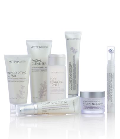 DoTerra Essential Skin Line