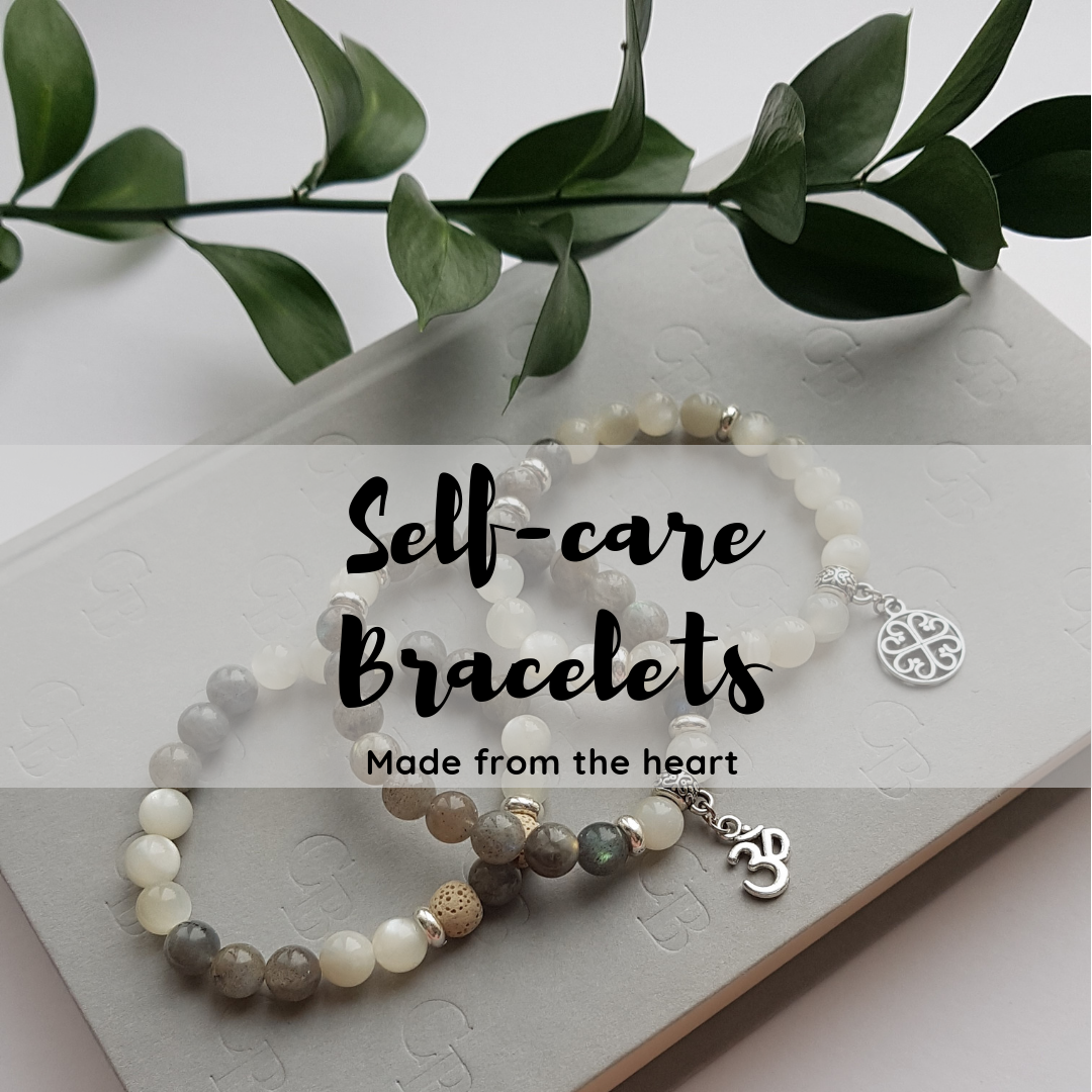Self-care Jewelry - Beautiful stones for daily self-care