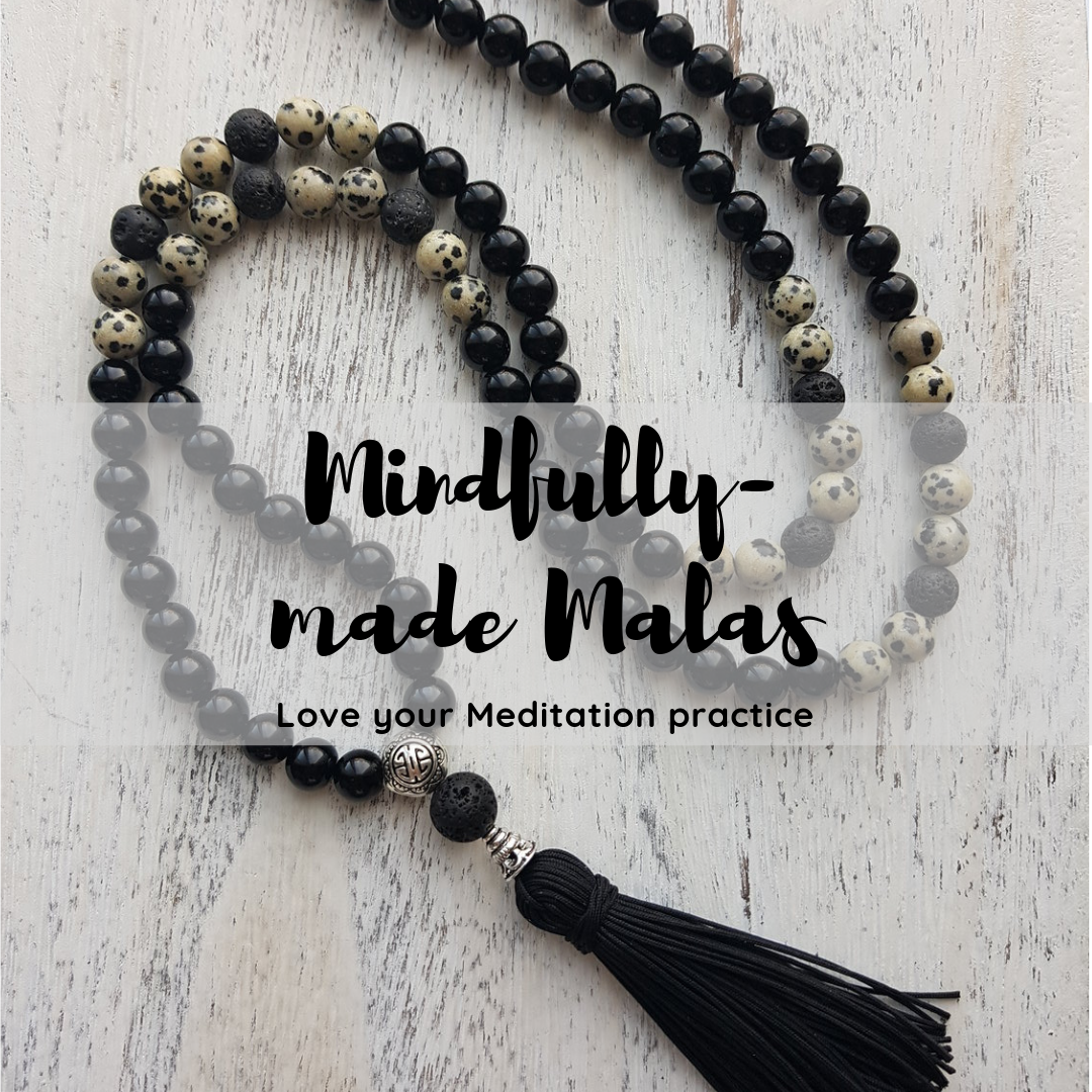 Mindful Meditation Malas - Designed to enhance your practice
