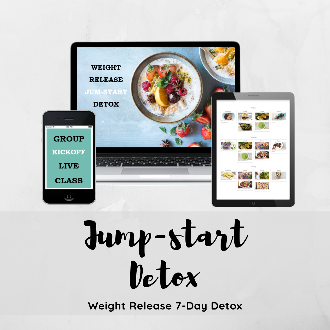 Weight Release Detox - Jump-start your weight release journey