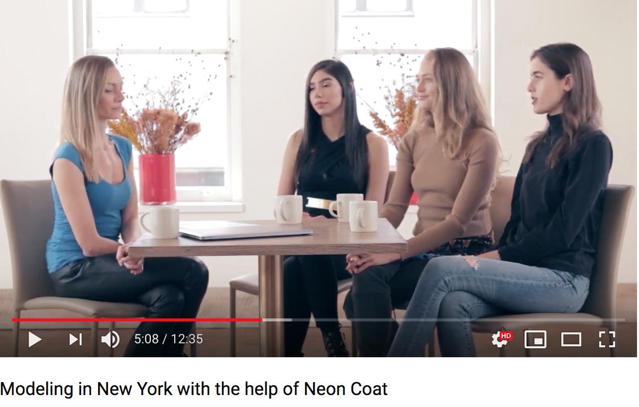 Neon Coat Interview -