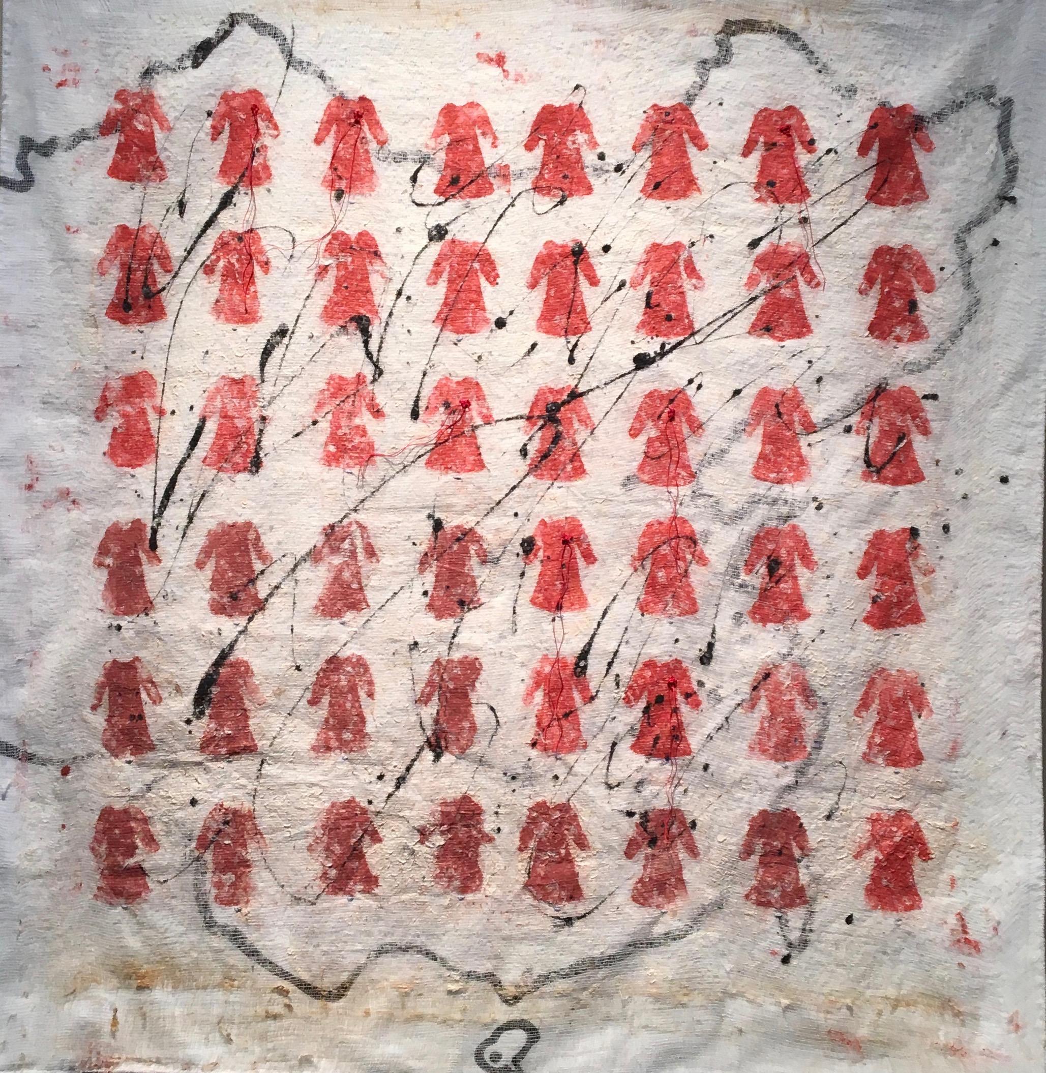 Comfort Woman's Quilt, 2003/2018