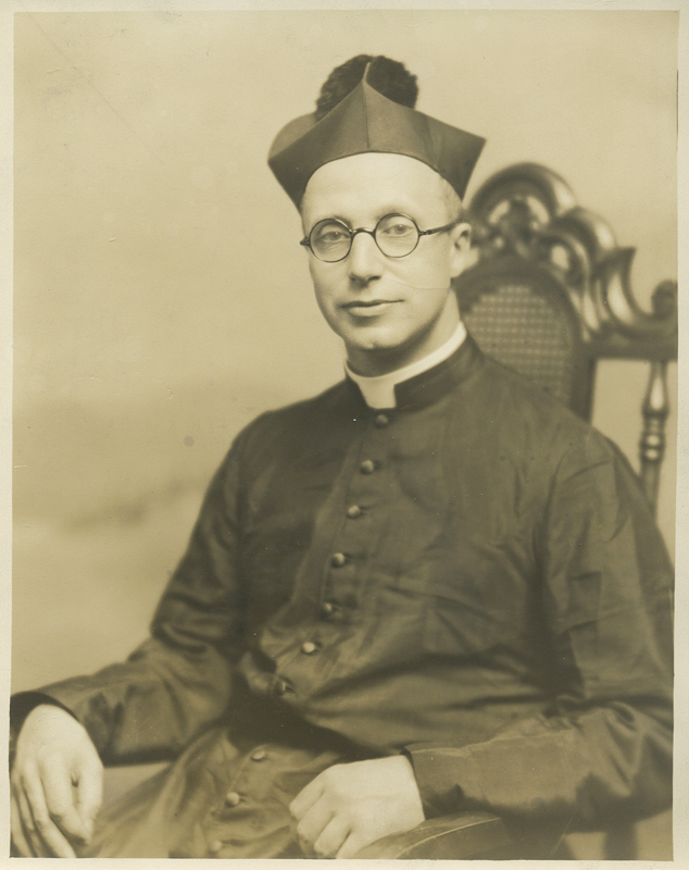 The Reverend Grieg Tabor, 6th Rector of Saint Mary's (1939-1964)