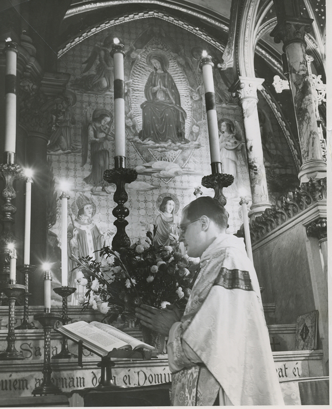 Solemn Mass in the 1950s