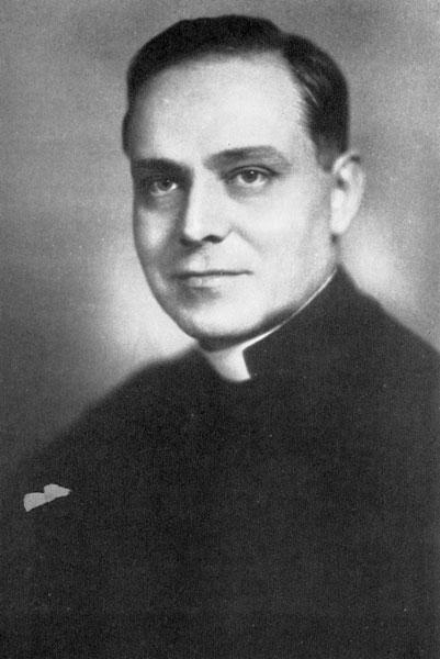 The Reverend Granville Mercer Williams, SSJE, 5th Rector of Saint Mary's (1930-1939)