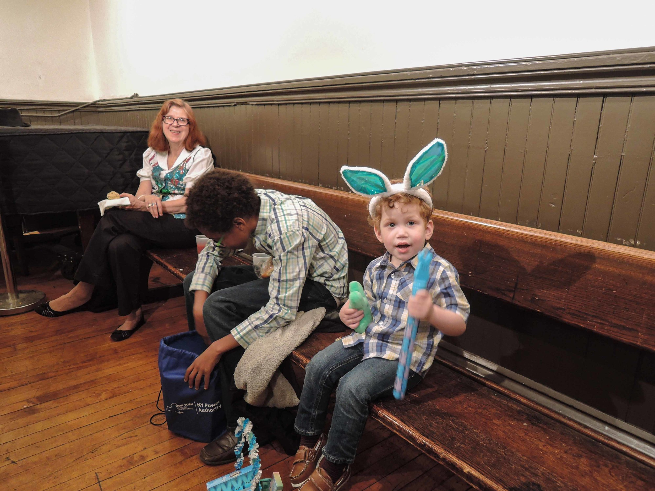 More Smiles on Easter Day