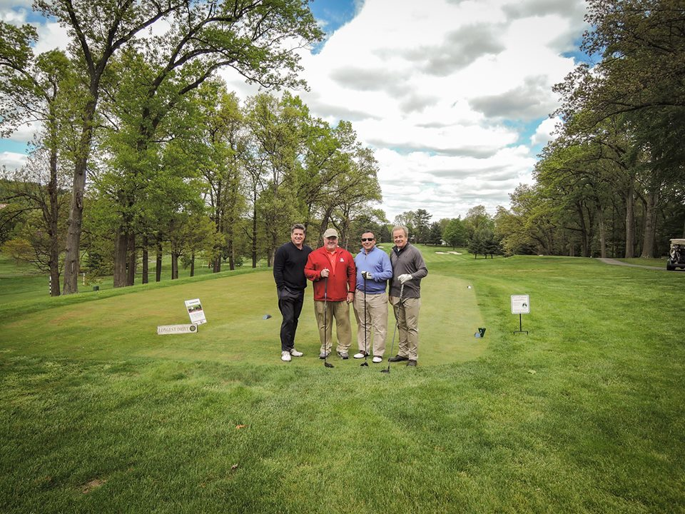 Sister Monica Clare was at the Convent last Sunday and Monday to help with the Annual Nun Better Golf Tournament.
