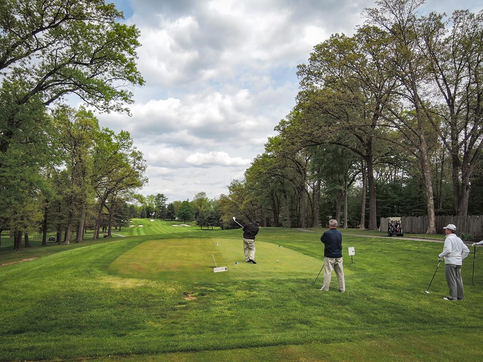 Spring Brook Country Club   Morristown, New Jersey