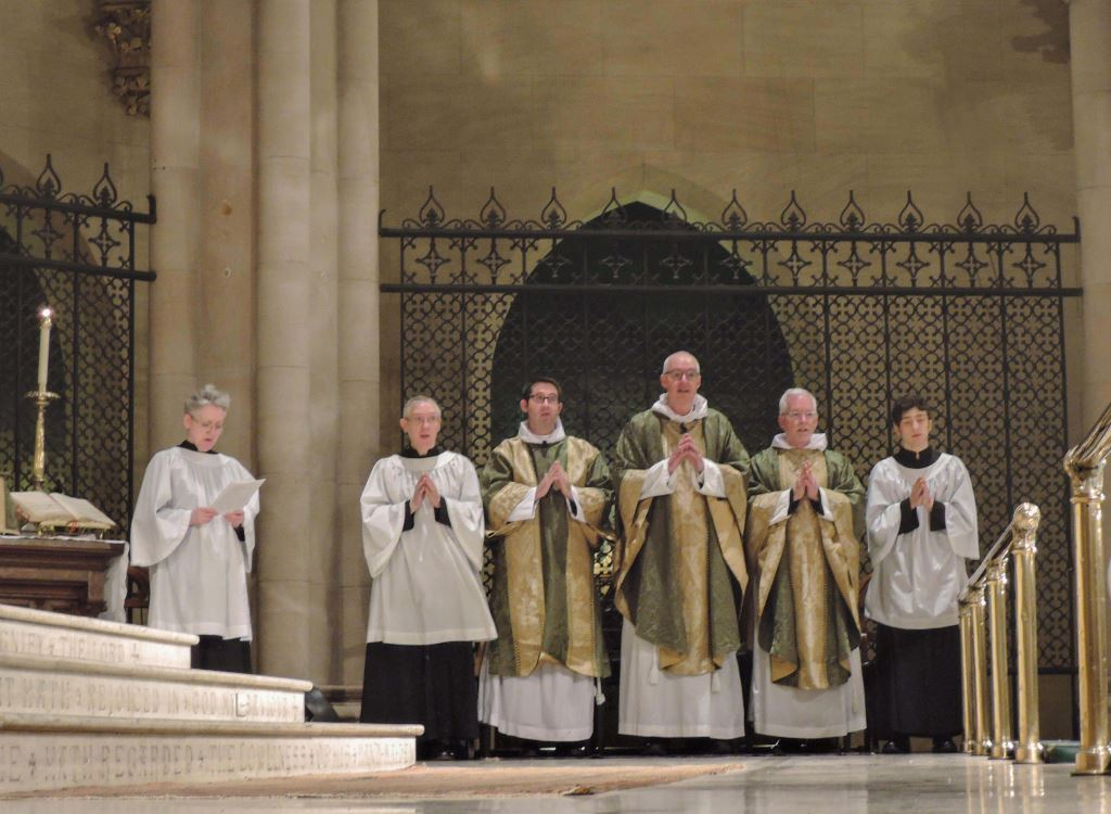 Servers and Clergy