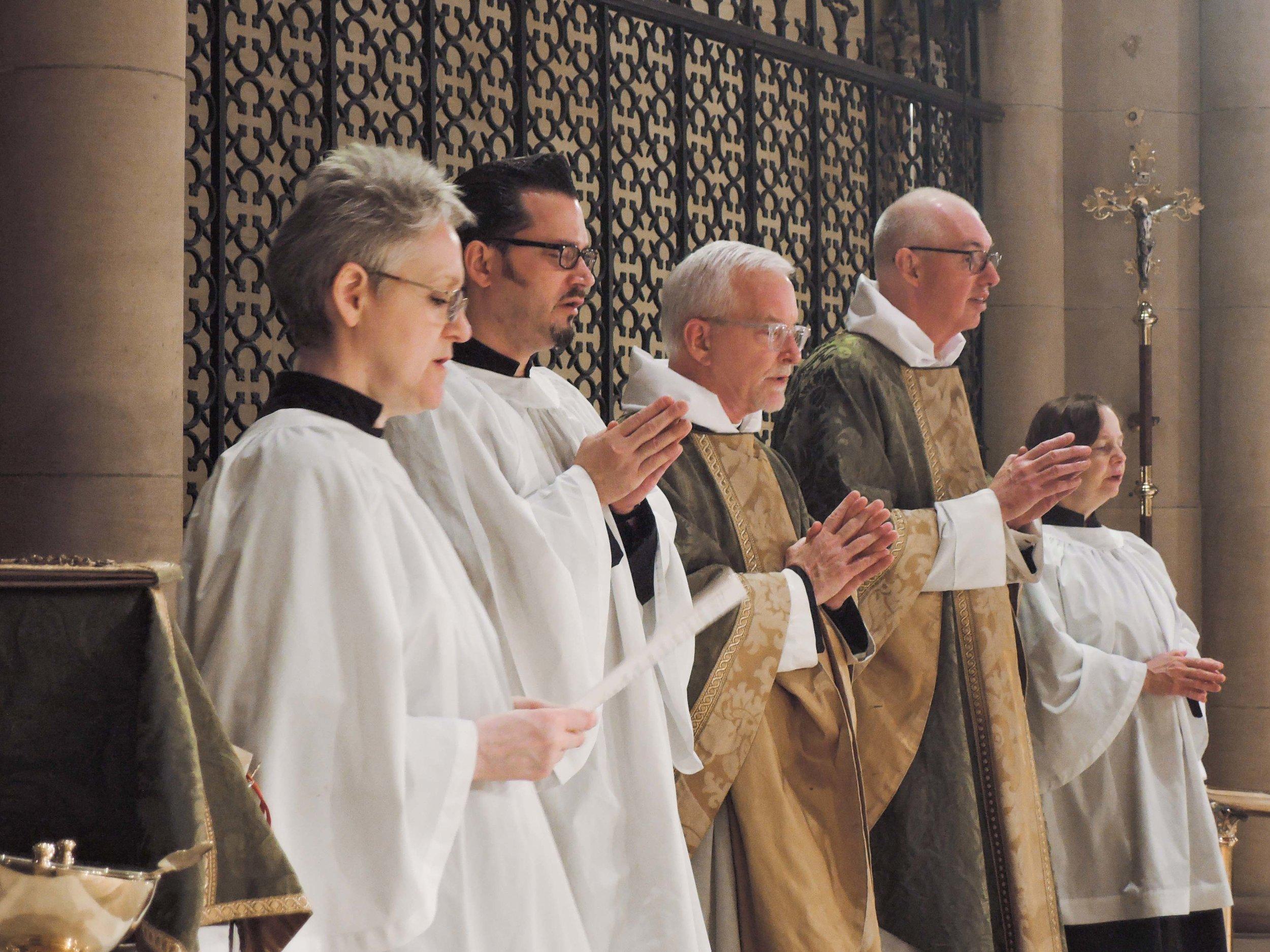 Solemn Mass on Sunday, October 1