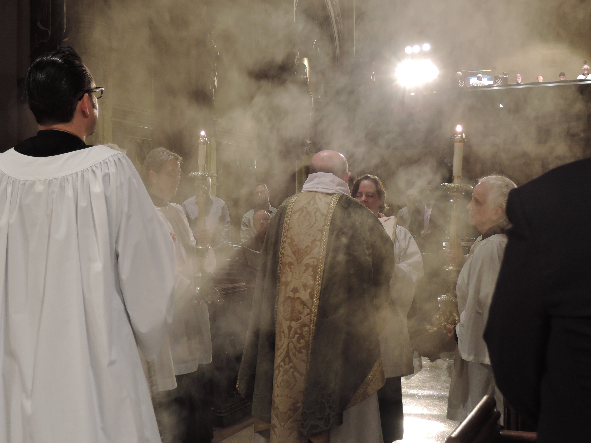The Proclamation of the Holy Gospel