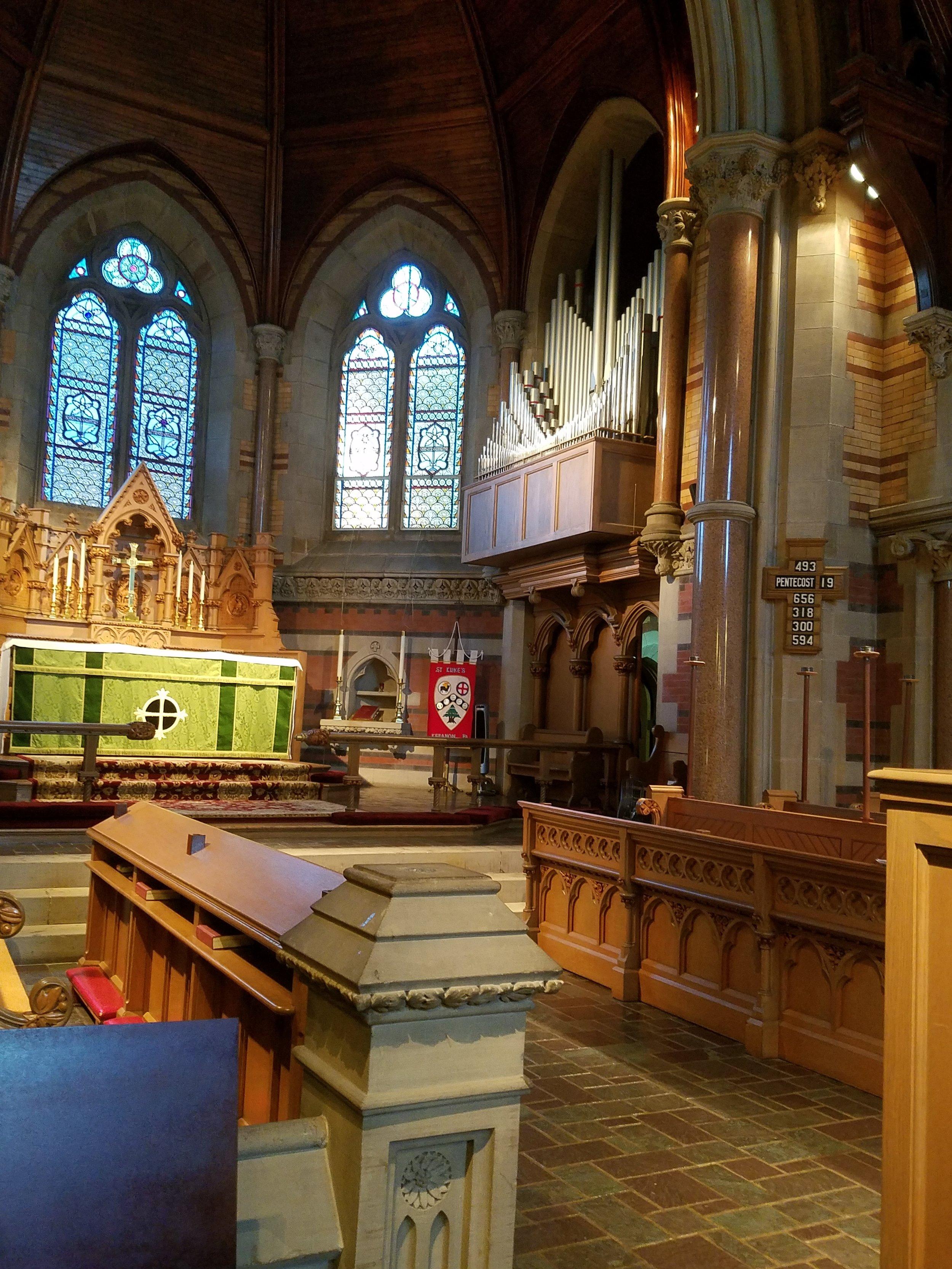 Saint Luke's Church Lebanon, Pennsylvania
