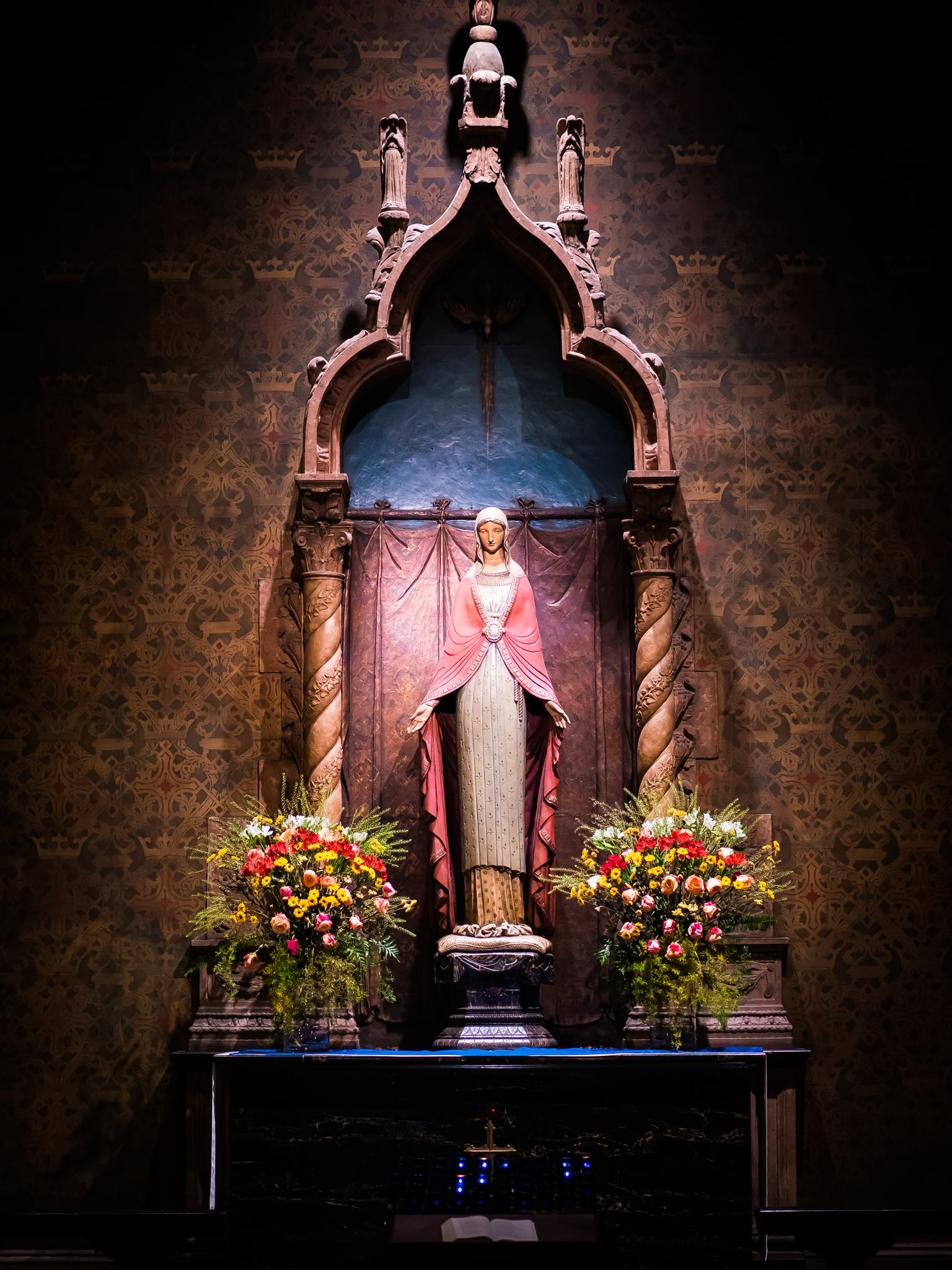 The Mercy Chapel  Photo: Ricardo Gomez