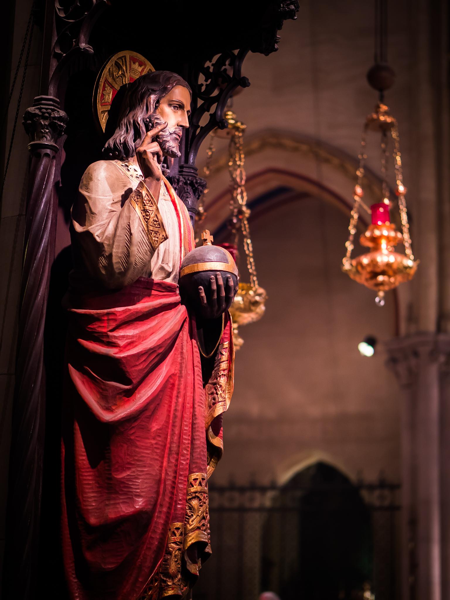 The Shrine of Christ the King   By Joannes Kirchmayer (1860-1930)  Photo by Ricardo Gomez