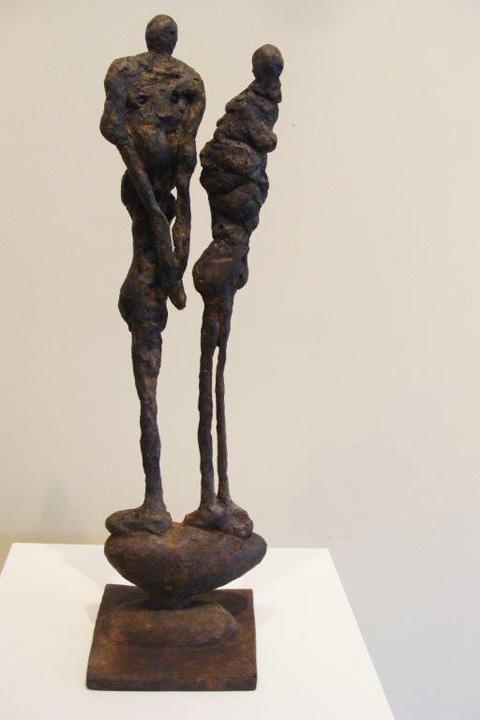 Kontakt 2- 2012 - brons