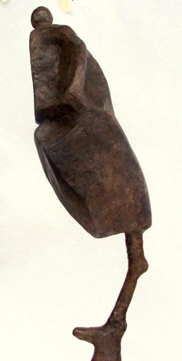 Staand figuur - 2012 - brons