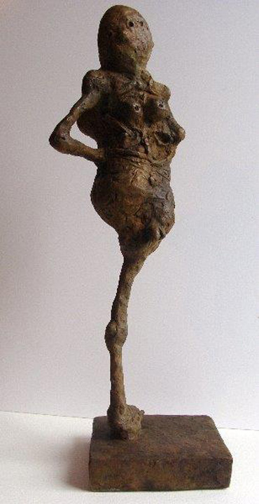 Kleine hermafrodiet - 2011 - brons