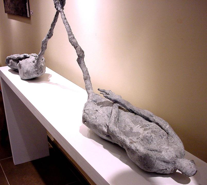 Gisanten - 2008 - brons