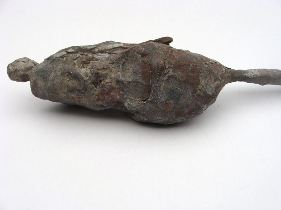 Pompeii revisited 7 - 2003- 2004 -detail - brons