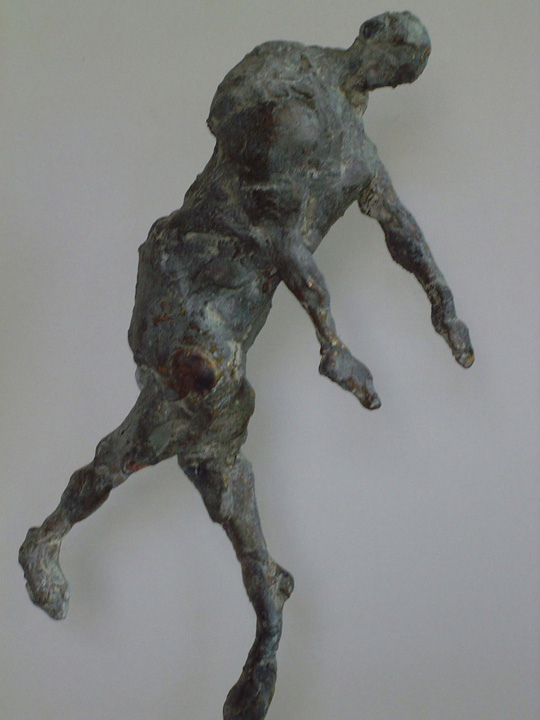 Pompeii revisited 5 - 2003 - detail - brons