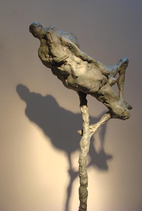 Pompeii revisited 9  2004 - detail - brons