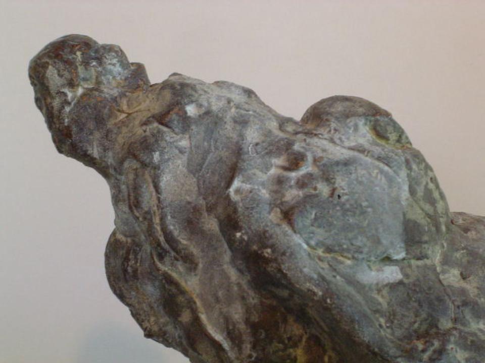 Pompeii revisited 9 - 2004 -detail - brons