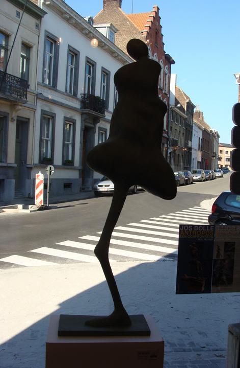 Staand figuur - -2009-2010 - brons