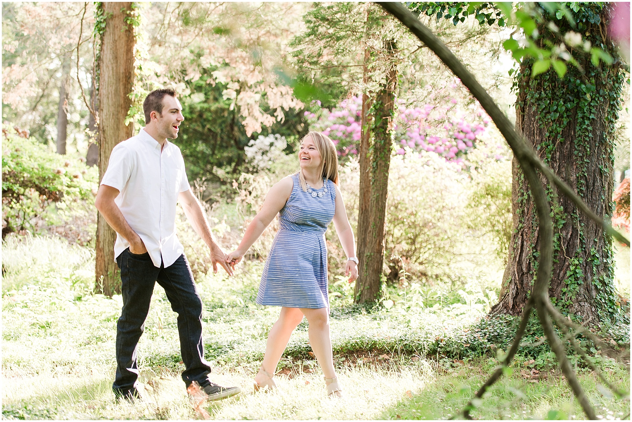 Hannah Leigh Photography Box Hill Mansion Engagement Photos_0308.jpg